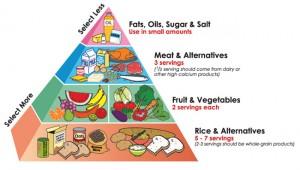 Healthy Diet Pyramid