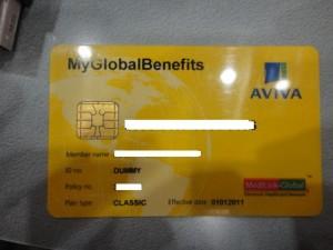 Aviva MyGlobalBenefits