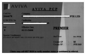Aviva PCP Care