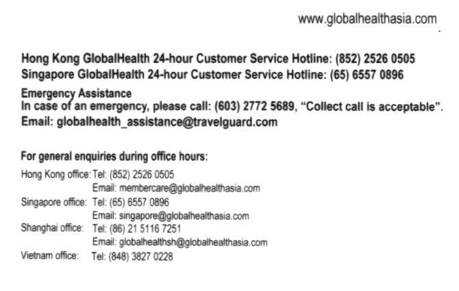 Global Health Back