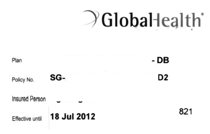 Global Health Asia Front