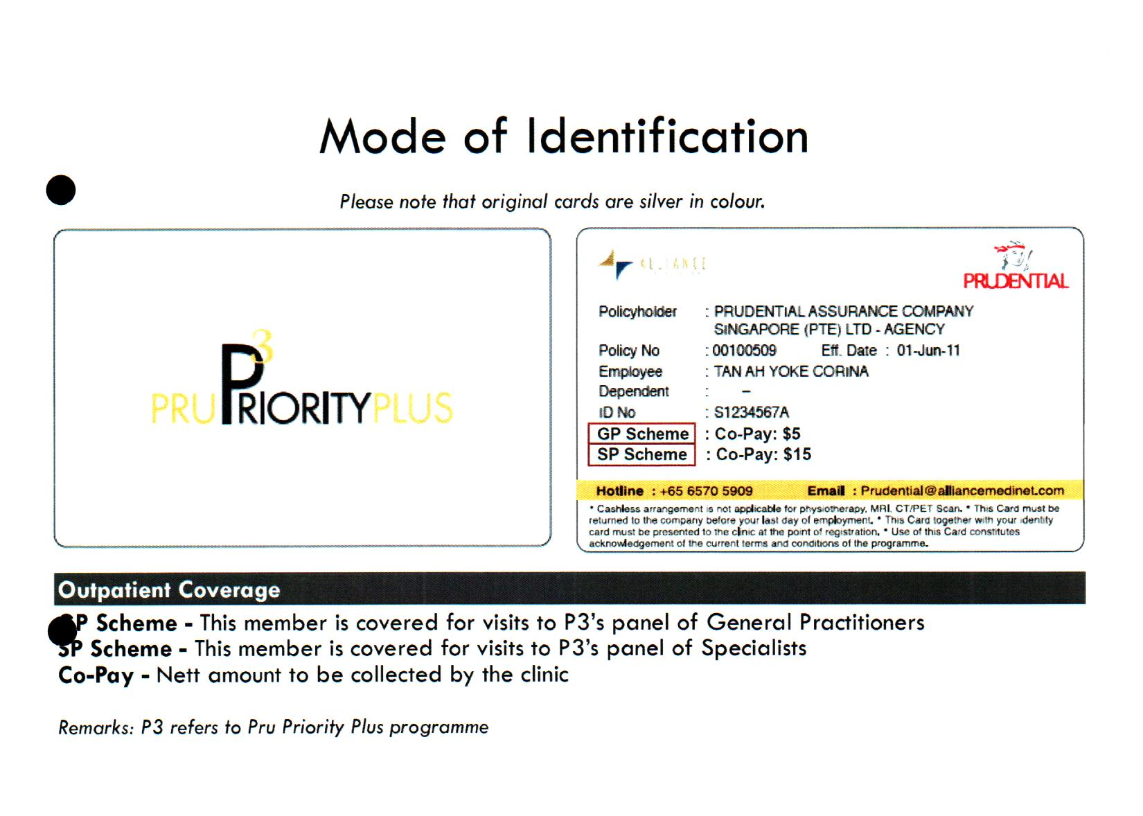 Pru Priority Plus P3